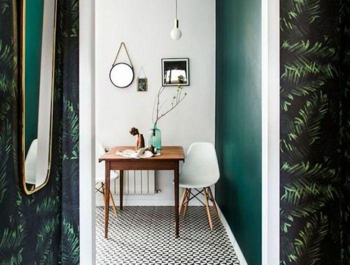 les 25 meilleures id es de la cat gorie papier peint bleu canard sur pinterest d cor de mur en. Black Bedroom Furniture Sets. Home Design Ideas