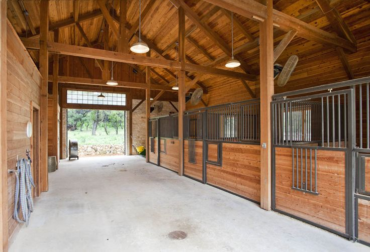 Beautiful Timber Frame Barn Horse Stalls Www
