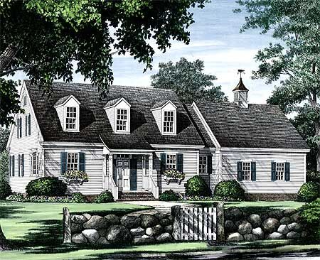 1000 Images About Cape Cod Style House On Pinterest