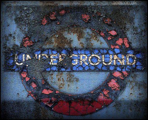 Underground decay  http://www.roehampton-online.com/About%20Us/Roehampton%20London.aspx?4231900
