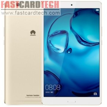 Huawei MediaPad M3 128GB- Kirin 950 Octa Core 1.8GHz 4GB RAM 8.4 inch Ultra 2K Crystal clear Display Fingerprint Pad