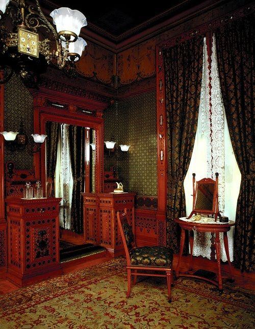 Aesthetic Period Interior Victorian InteriorsVictorian