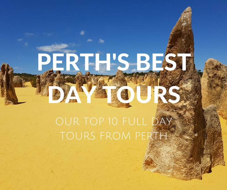 Check out our best day trips from Perth that you might have never even known about.