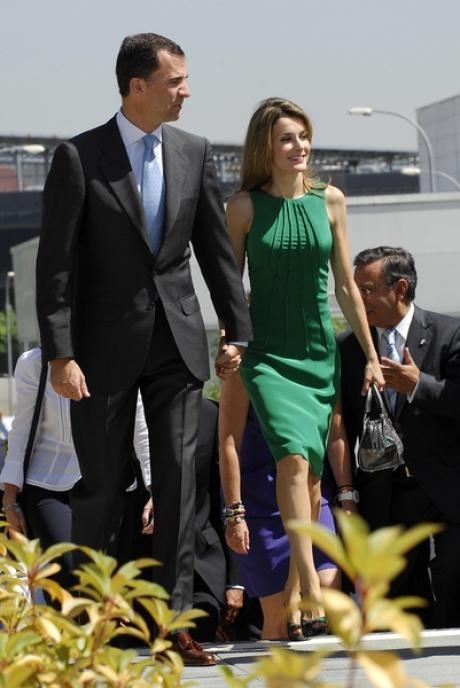 Photo : Princesse Letizia et Felipe : quelle classe ! - News de stars