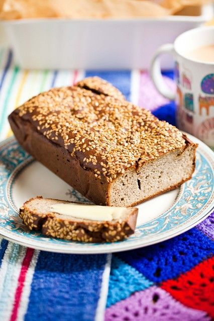 Hemsley & Hemsley Healthy Banana Bread Recipe (Vogue.com UK)