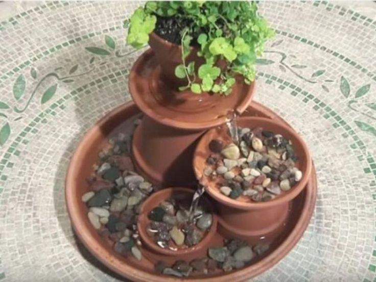 M s de 1000 ideas sobre macetas de terracota en pinterest - Tiestos de barro ...
