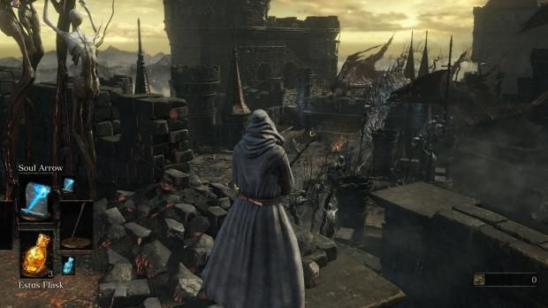 Dark Souls 3 Unsqueezed mod fixes resolution, HUD scaling issues   TweakTown.com