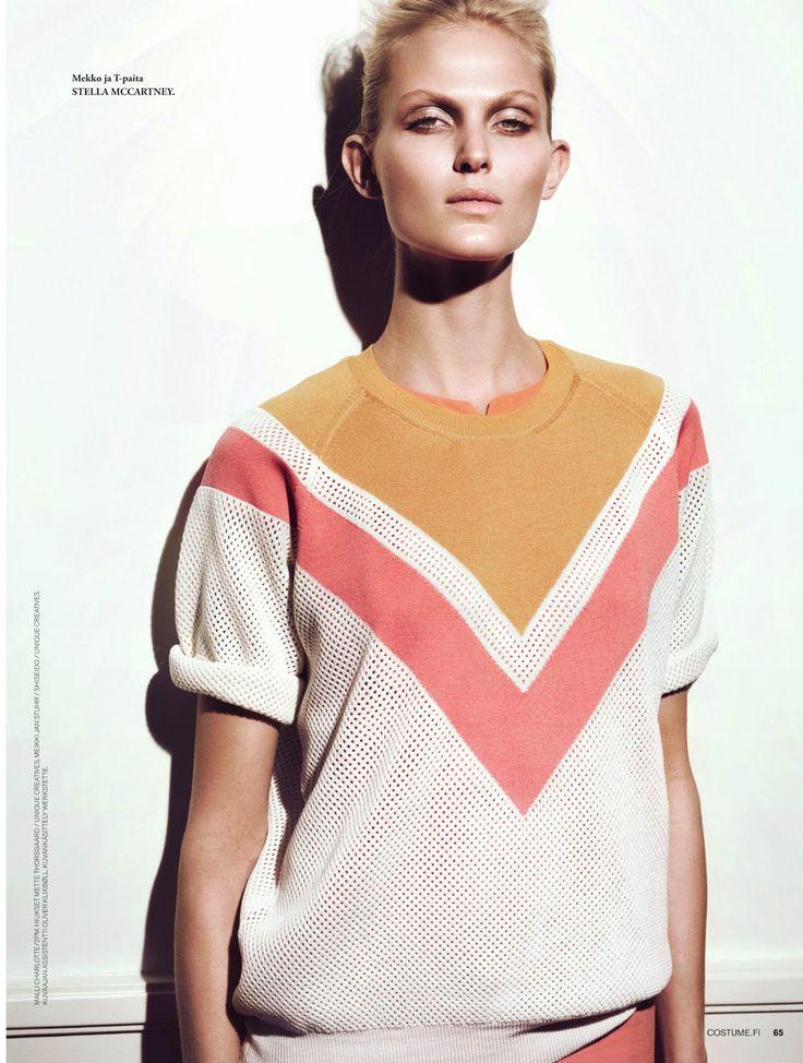 sunnuntaiden aatelia: charlotte by sascha oda for costume finland june 2013   visual optimism; fashion editorials, shows, campaigns & more!
