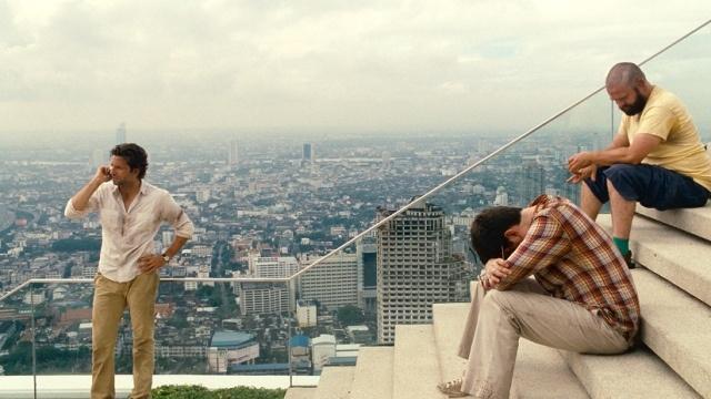 Cineast: Warner Bros. начинают съемки фильма «Мальчишник – часть 3»