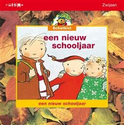 Schatkist nieuw uit pakket 4 - Prentenboek anker Nieuw school