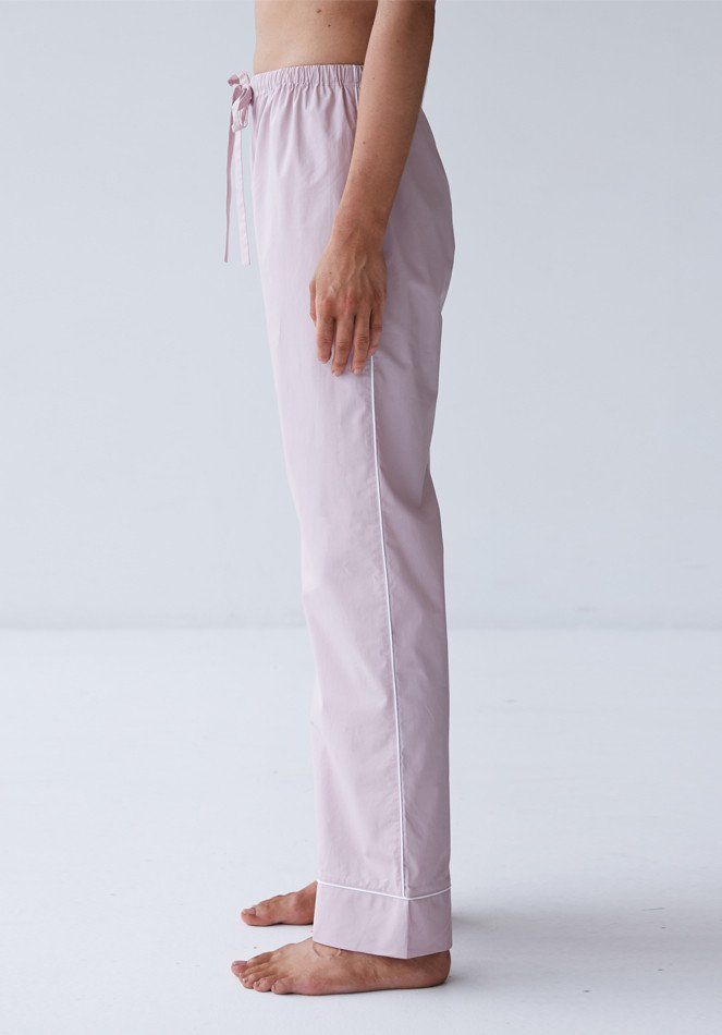 Kate Pyjama Pants -Blush