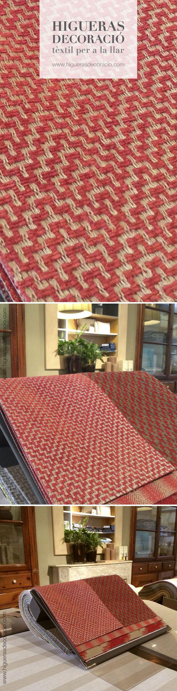 M s de 1000 ideas sobre tela para pared en pinterest - Cabezales de tela ...