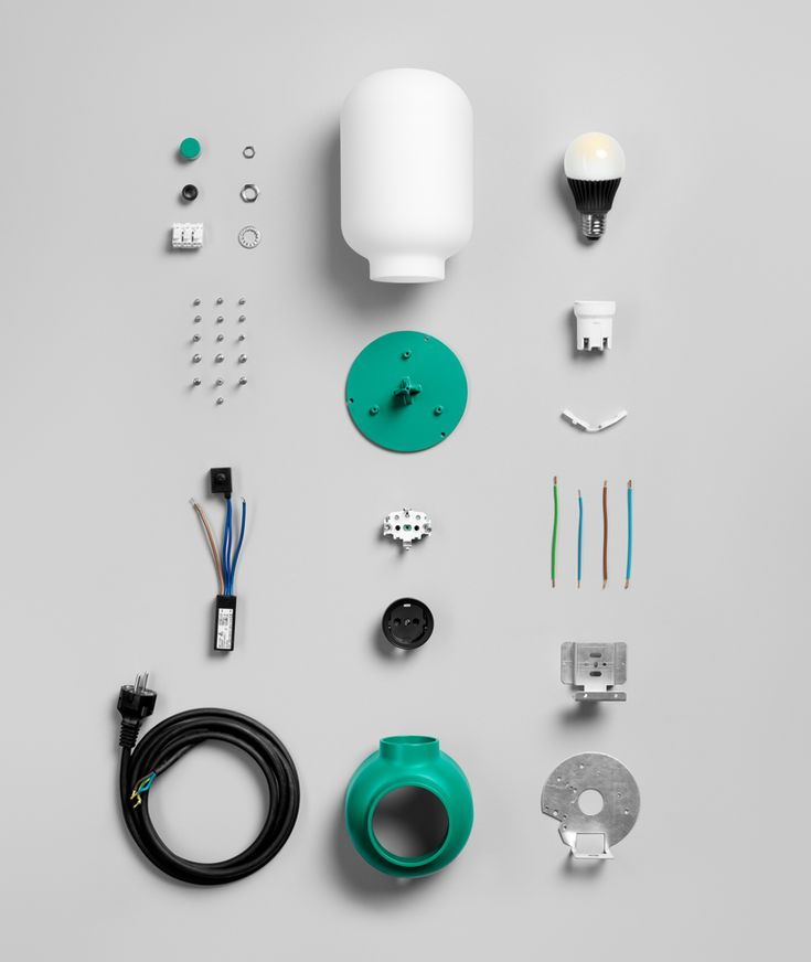 form us with love: plug lamp for ateljé lyktan