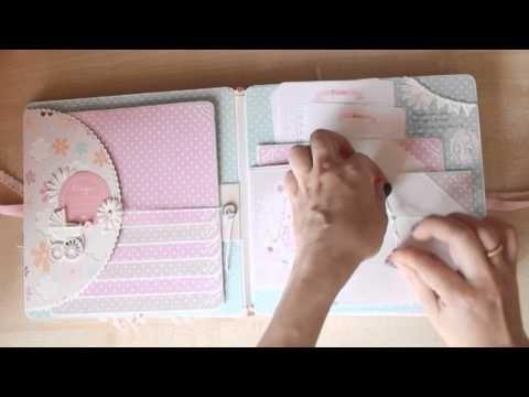 Скрапбукинг мастер-класс: цветы из бумаги. Обзор китайских ножей для вырубки и детского молда. - YouTube