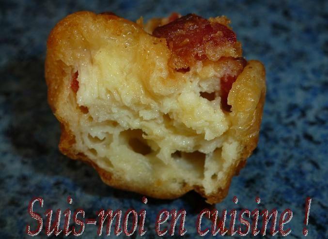 Mini-Cannelés Chorizo