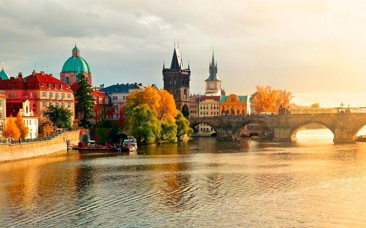 Путешествие в Прагу – город мечты.