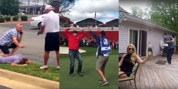 The Top 25 Viral Golf Videos Of 2016 - Golf Digest: