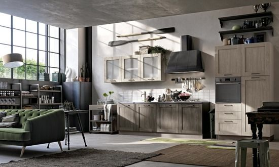 39 best Stosa Cucine images on Pinterest | Industriell, Lofts und 31 ...