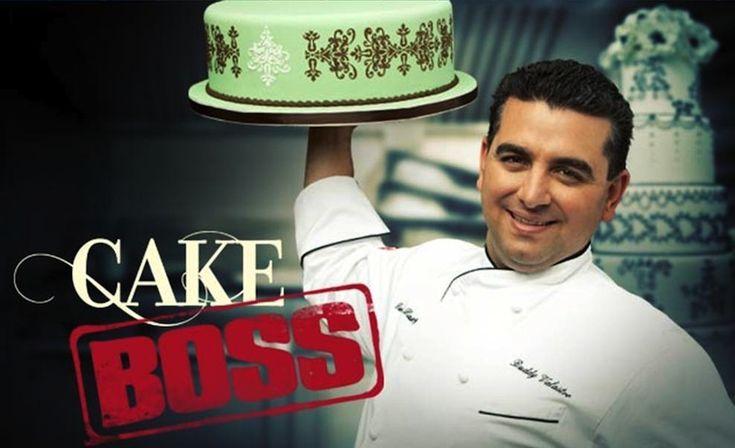 Cake Boss Philadelphia Opening