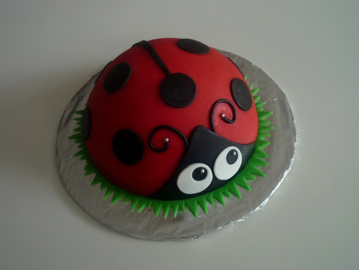 Ladybug is so cute! @Jennifer Magruder that would be so cute for Ava!