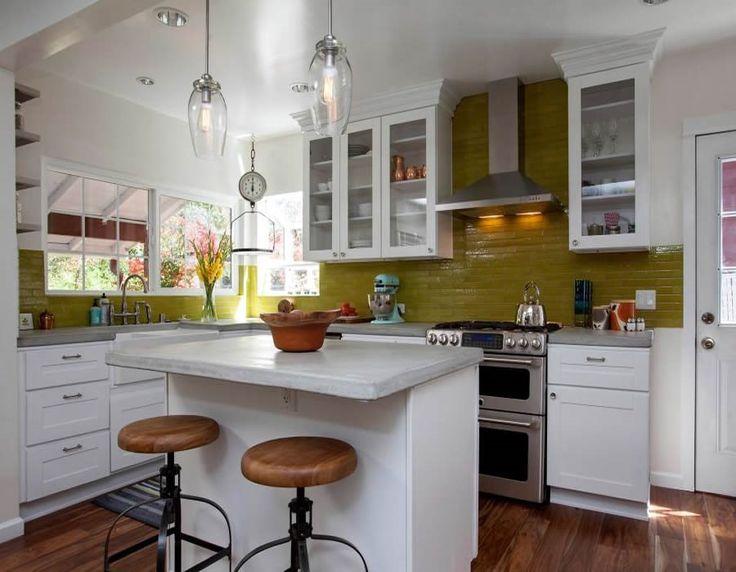 9 besten AMERİKAN MUTFAK MODELLERİ Bilder auf Pinterest | Küchen ...