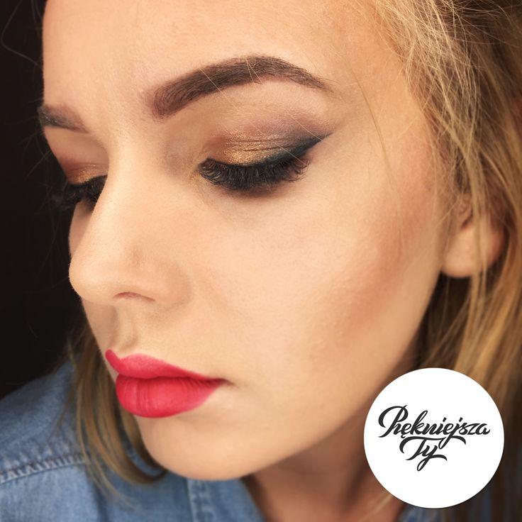Makijaż okazjonalny #piekniejszaty #skierniewice #makijaż #makeup #wizaż