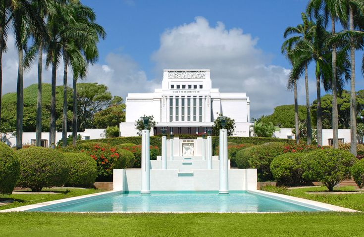 to pretty we would go to the temple everyday