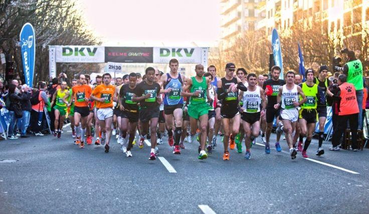 Dieta para correr un maratón