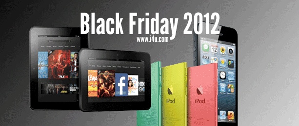 Walmart, Best Buy, Target, Sears and Kmart Black Friday 2012 Online Sales Launched