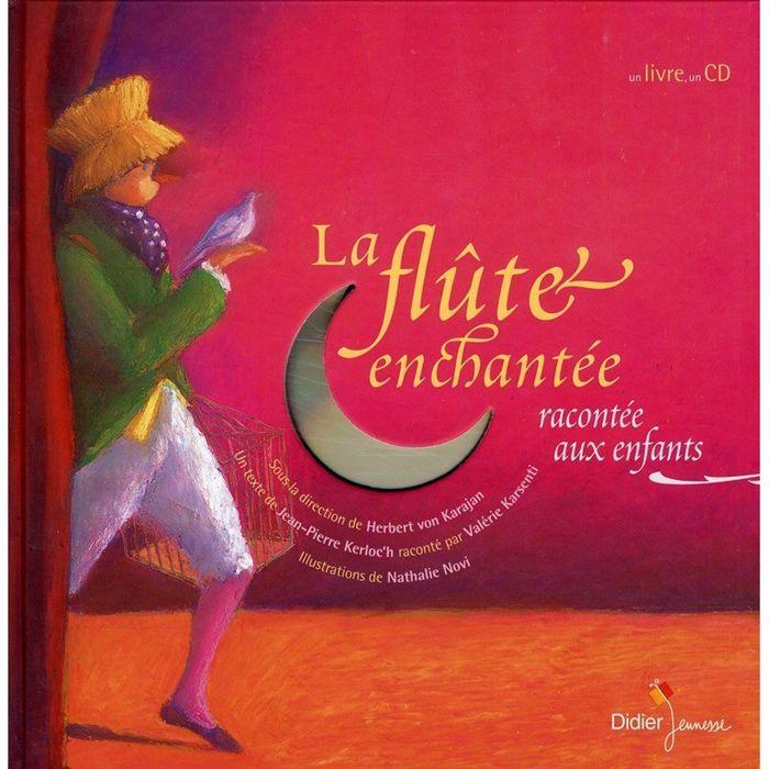 Magnifique livre-CD pour faire découvrir cet opéra aux enfants, comme toujours excellent dans cette collection de chez Didier Jeunesse