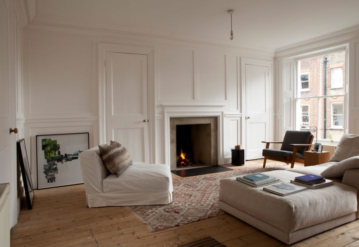 Beautiful apartment in London by William Smalley