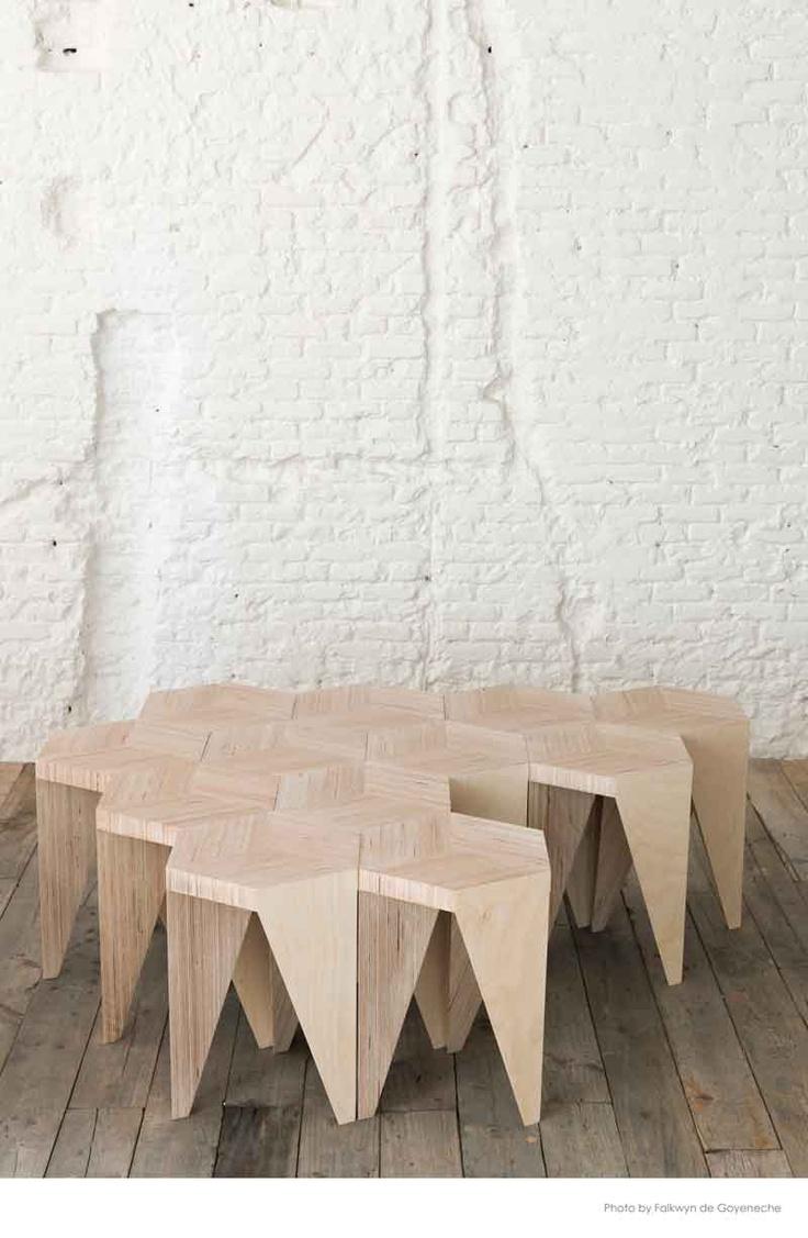 Un dibujo geométrico único » Blog del Diseño
