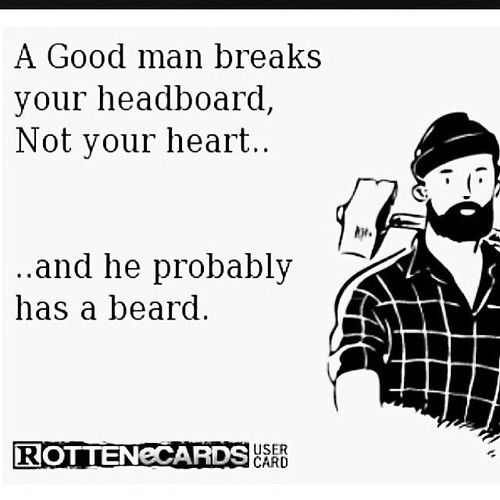 Tehehe I have this on Beard Nation but it can go on Dirty Truth as well.  ; )  Thanks Ray,  I love it.