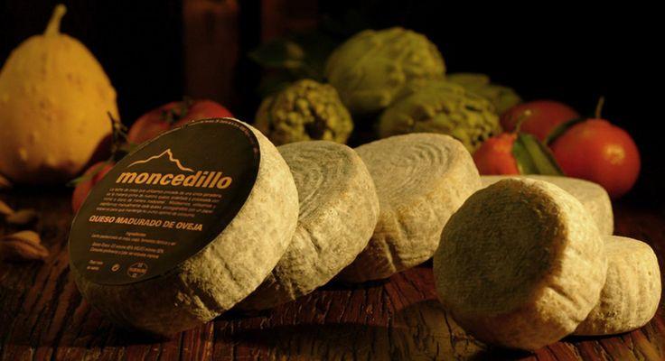 Queso Moncedillo, de oveja leche cruda de Segovia