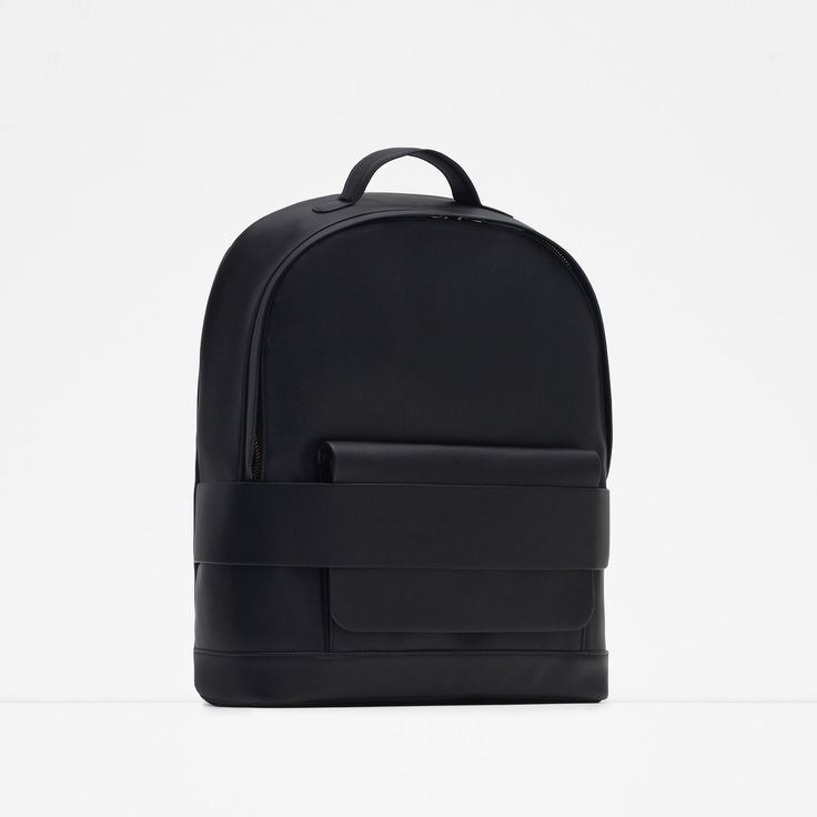 WIDE STRAP BACKPACK - View all - Bags - WOMAN | ZARA Hungary
