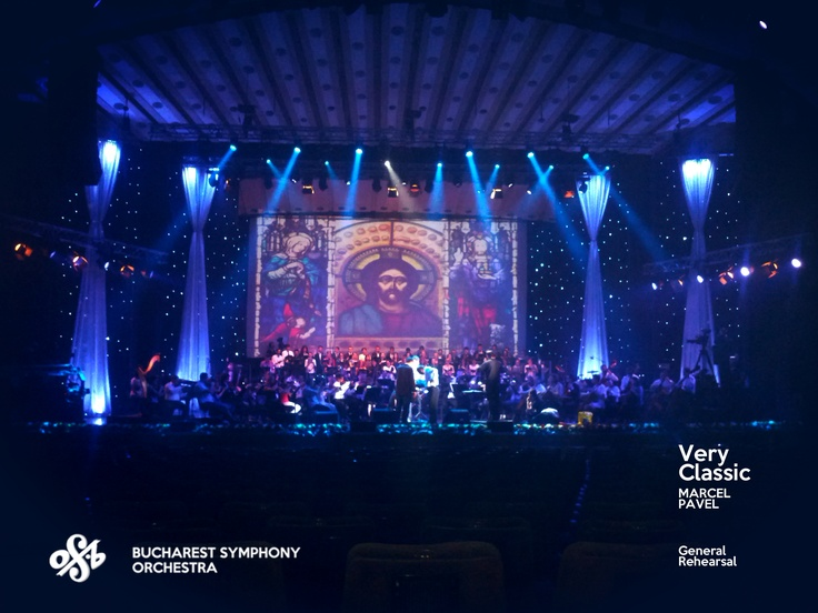 Live shots from the VERY CLASSIC album release concert and general rehearsal, with Marcel Pavel and Bucharest Symphony Orchestra. #BucharestSymphony