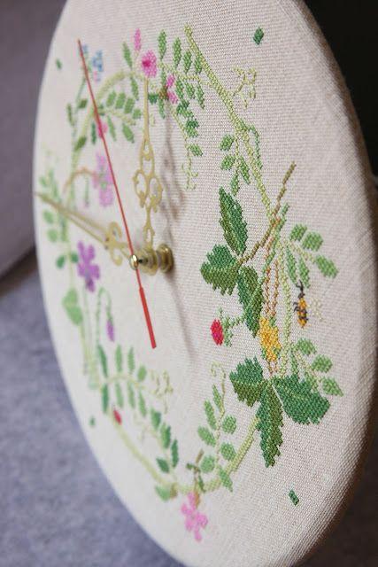 KAZUKO AOKI Cross stitch by Kazuko Aoki Wildflower Garden