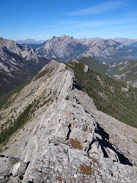 Wasootch Ridge