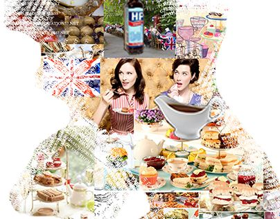 "Check out new work on my @Behance portfolio: ""Collage of british cuisine(eating habits)"" http://be.net/gallery/36785737/Collage-of-british-cuisine(eating-habits)"