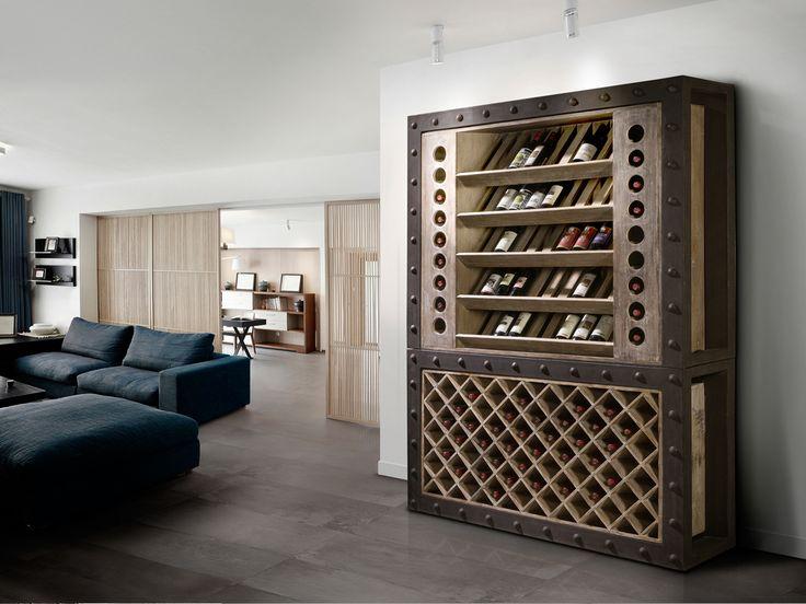 Simple Fant stico mueble botellero de la firma Sch ller disponible en decorsiamuebles tiendaonline