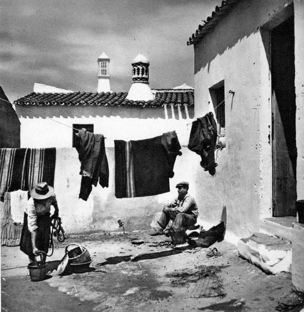Artur Pastor, Algarve, 1965.