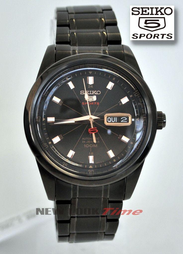 Relógio SEIKO 5 Automático 24Jewels 4R36BC/1 *Special Edition 50th Anniversary Relojoaria New Look Time R$879,99