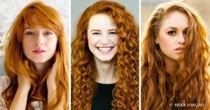 Este fotógrafo visitó 20países para mostrar laincreíble belleza delas chicas pelirrojas