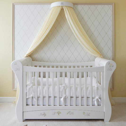 Pin for Later: What Will the Royal Baby's Nursery Look Like?