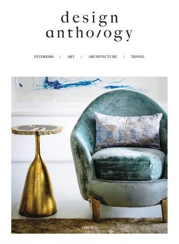Design Anthology Is Asias New Quarterly Magazine For Interior And More As An Independent Publisher We Have Created The Type Of