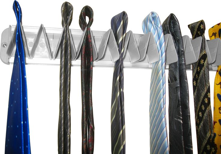 the ultimate wall mount tie rack for ties belts scarfs and other necktie storage would. Black Bedroom Furniture Sets. Home Design Ideas