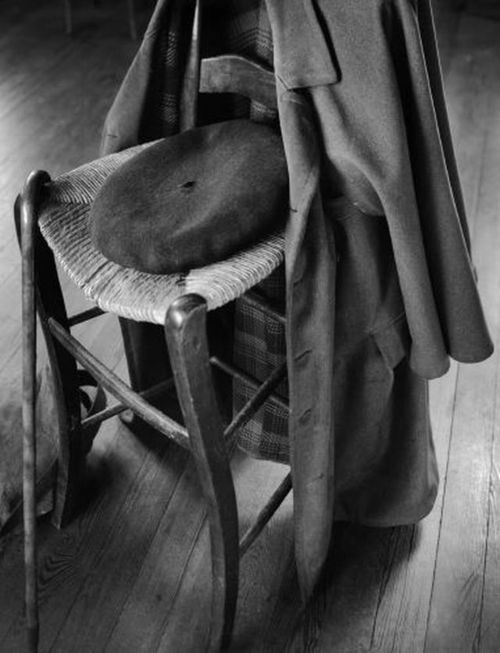 Beret, Atelier Cezanne  From the book: Travels with Van Gogh & the Impressionists