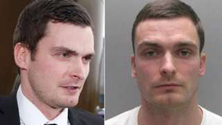 Footballer Adam Johnson in second jail sentence appeal bid