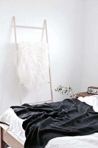Jamie Kay Bubble Merino Knit Blanket - Periscope Grey | Simple Style Co