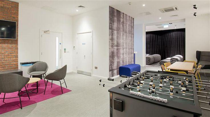 The Social Hub at iQ Bloomsbury - stylish contemporary